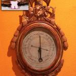 Barómetro francés. S. XVIII