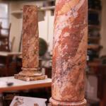 Columnas. Mármol