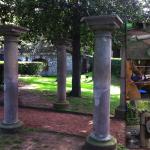 Columnata de piedra