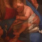 Limpieza - Vírgen con niño